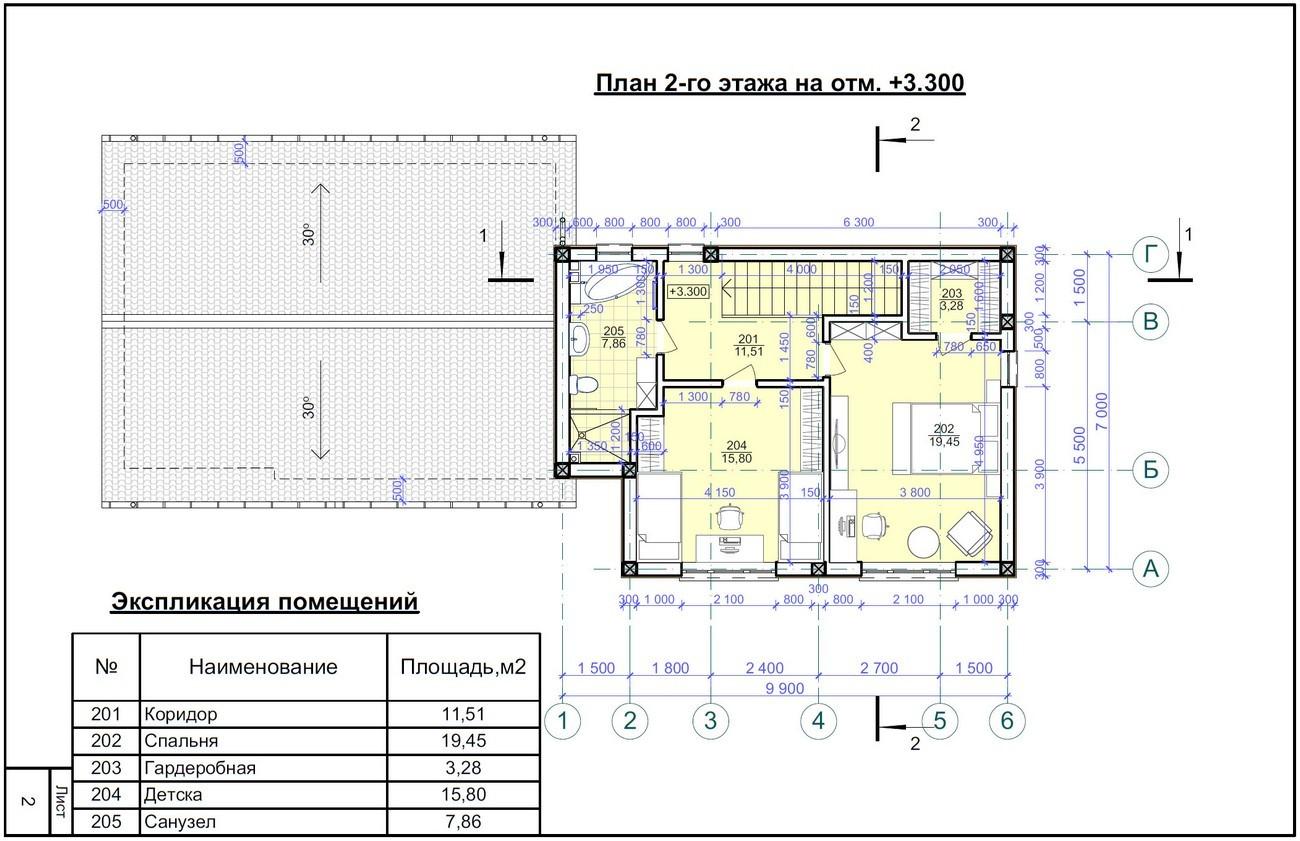 Проекты комбинированных домов